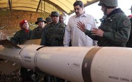 Mọi tên lửa Iran chuyển tới Venezuela đều sẽ bị Mỹ hủy diệt!