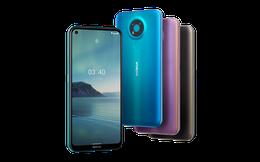 Chiếc điện thoại 3 camera AI với giá cả phải chăng của Nokia chính thức lên kệ