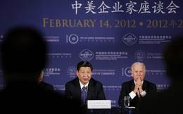 """Giáo sư Trung Quốc lộ tin bom tấn về """"tay trong"""" của Bắc Kinh ở lõi quyền lực cao nhất nước Mỹ"""