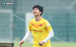 Công Phượng rạng rỡ trong ngày lên tuyển, HLV Park Hang-seo nhận tin kém vui về AFF Cup