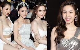 Phía Thủy Tiên chính thức lên tiếng sau clip nghi bị hội bạn Linh Chi, Lan Ngọc và Ngọc Trinh chen lấn chỗ ngồi tại sự kiện