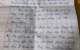 Vụ nữ sinh nghi tự tử vì uất ức: Sở đã yêu cầu giáo viên chủ nhiệm gỡ những 'lời lẽ ẩn ý'