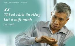 Tổng thư ký Hội Dinh dưỡng Việt Nam: Tôi chỉ tiêu 50.000đ/3 bữa, ăn như vậy tôi thấy là đủ!