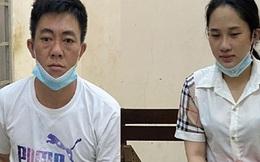 Bắt giữ đôi tình nhân bán ma túy, chuẩn bị trốn sang Campuchia