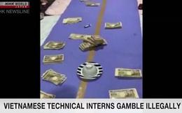 Đài truyền hình Nhật cảnh báo người dân dạng cờ bạc mới tên là 'sock deer', hóa ra là trò... xóc đĩa