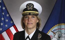Mỹ có nữ chỉ huy tàu sân bay hạt nhân đầu tiên