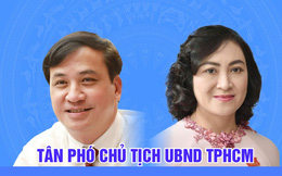 Chân dung hai Phó Chủ tịch UBND TPHCM