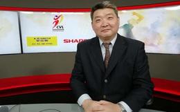 Li Huan Ning - Tân HLV ĐT bóng chuyền nam Việt Nam từng là 1... BLV