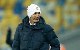HLV Zidane mạnh mồm trước trận cầu sinh tử của Real