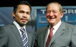 Thượng nghị sĩ Manny Pacquiao: Không hề nói chuyện chạy đua tranh cử Tổng thống với Bob Arum