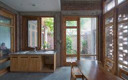Ngôi nhà có cấu trúc mở ngập tràn ánh sáng tự nhiên