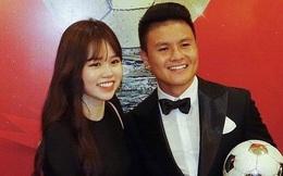 Vừa kỉ niệm 1 tháng yêu nhau, Quang Hải và Huỳnh Anh cùng ẩn danh trạng thái hẹn hò trên Facebook cá nhân