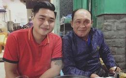 Duy Phương tiết lộ con trai không bao giờ cho tiền, Duy Phước buồn bã đăng status: 'Ông ấy đúng hay sai vẫn là ba tôi'