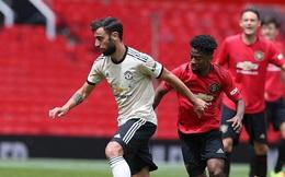 Luke Shaw khoe lập cú đúp trong trận hòa 4-4 của MU ở Old Trafford
