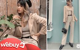 Gái xinh Cần Thơ khoe loạt outfit đồ si chỉ 30-100k: Mặc đẹp mà tiết kiệm thế này thì nhanh giàu lắm đây!