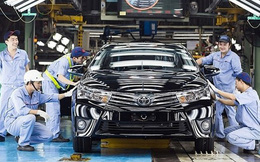 VAMA kiến nghị giảm 50% lệ phí trước bạ ôtô càng sớm càng tốt