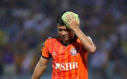 Đức Chinh sẵn sàng ra sân ở trận đấu với Quảng Nam