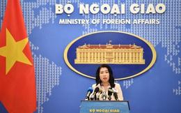 Việt Nam bình luận việc Mỹ gửi Công hàm phản đối yêu sách chủ quyền của TQ ở Biển Đông