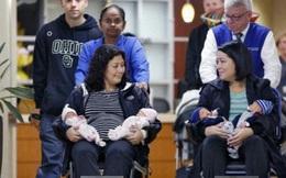 Hai chị em ruột sinh đôi cùng một ngày, cả 4 đứa trẻ đều cùng một cha và câu chuyện cảm động phía sau