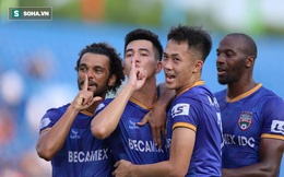 Vòng 4 V.League mở đầu khó tin, thầy Park đón tin quá vui từ Tiến Linh
