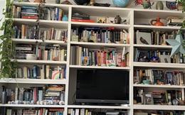 Con mèo ở đâu? Bức ảnh này đã 'gây bão' trên mạng xã hội Twitter những ngày qua