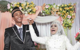 Sau gần một năm nhận thanh niên 24 tuổi làm con nuôi, người phụ nữ 65 tuổi 'đổi ý' lấy anh làm chồng