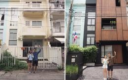 Có được căn nhà khá xinh, cặp đôi trẻ còn chịu chi tân trang toàn bộ và cho ra kết quả mỹ mãn khiến dân tình trầm trồ