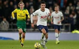 Sao Tottenham bị cấm 1 trận vì trò đùa cợt dịch Covid-19