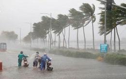 Tin mới áp thấp nhiệt đới gần Biển Đông