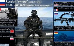 Đặc nhiệm Spetsnaz của quân đội Nga nay sử dụng cả đồ phương Tây