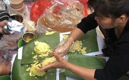 Món ăn sáng của Việt Nam chỉ từ 5k lên hẳn truyền hình Hàn Quốc, gây ấn tượng đặc biệt bởi màn 'biểu diễn' của người bán hàng