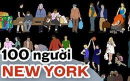 Khi New York chỉ có 100 người: Bộ tranh cho thấy sự phân cấp đáng sợ của 'Thành phố tự do', và lý do nơi đây bị Covid-19 tàn phá kinh khủng nhất