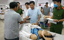 """Bé gái 10 tuổi thoát chết trong vụ tai nạn thảm khốc ở Đắk Nông: """"Con nghe tiếng rầm và hàng loạt tiếng la hét khủng khiếp"""""""