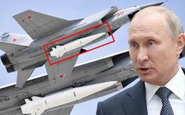 """MiG-31K mang tên lửa Kinzhal: """"Đập tan"""" các mối đe dọa Nga từ mọi hướng chiến lược"""