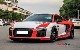 Audi R8 V10 Plus từng của vợ chồng Đông Nhi, Ông Cao Thắng 'lột xác' độc đáo sau khi qua tay chủ nhân mới