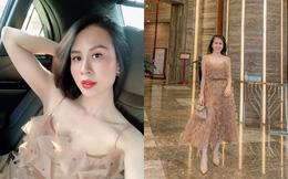 """Nhan sắc của vợ 2 MC Thành Trung sau khi """"tái hòa nhập cộng đồng"""""""