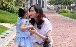 Lộ nhan sắc Hoa hậu Đặng Thu Thảo sau 3 tuần sinh con trai