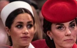 Chỉ bằng một câu nói, Công nương Kate đã phân định rạch ròi mối quan hệ giữa mình với em dâu Meghan Markle khiến dân mạng đồng tình
