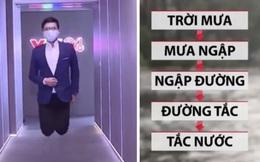 Loạt bản tin VTV chống 'tối cổ' cực mạnh: Có đủ các trend từ trứng rán cần mỡ, nhảy trên không đến chơi nối chữ