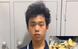 Thanh niên giao bán nấm ma túy lần đầu phát hiện ở Hà Nội