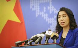 Yêu cầu Trung Quốc phối hợp giải quyết vụ chèn ép tàu cá Việt Nam ở Hoàng Sa