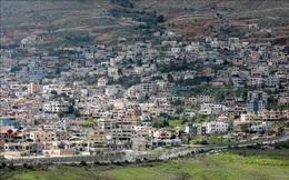 Israel thông báo các bước tiến tới xây dựng khu định cư 'Cao nguyên Trump'