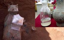 """Bí ẩn bên trong ngôi mộ cổ 2000 năm chứa """"thuốc trường sinh"""""""