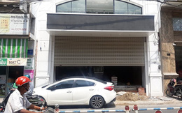 Nam công nhân tử vong cạnh cửa cuốn trong căn nhà ở Sài Gòn