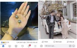 Chồng vừa đăng bài kể lể về gia đình hạnh phúc, vợ đã lên mạng truy tìm chủ nhân đôi hoa tai lạ trong nhà