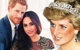 """Hết đường tiến, vợ chồng Meghan dùng """"phao cứu sinh"""" là Công nương Diana nhưng đây có thể là dấu chấm hết cho cặp đôi"""