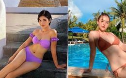 Đàn chị 30 tuổi đọ body với gái xinh 2k2 ở đường đua bikini, ai cực phẩm hơn?