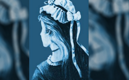 Thử khả năng quan sát trong 3 giây: Người IQ cao sẽ nhìn ra khuôn mặt cụ già trước tiên
