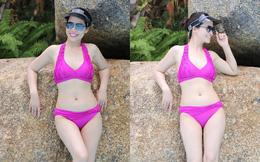 Bạn gái doanh nhân 42 tuổi của NSND Chí Trung khoe ảnh bikini nóng bỏng