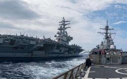 Cử 3 tàu sân bay tới Thái Bình Dương, Mỹ quyết đảo ngược lời nói 'một chiều' từ Trung Quốc?